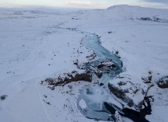 Hjalparfoss - Iceland