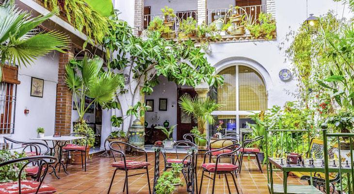 alojamiento ideal para grupos en Córdoba