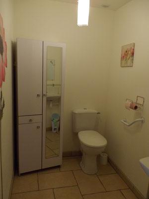 toilette rez-de-chaussée