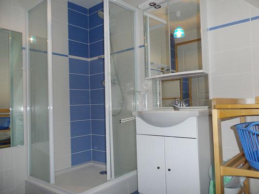 Salle d'eau du 1er étage.