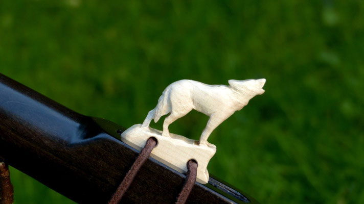 Bass D-moll Flöte ca. 64cm! Weißer Wolf 389.- Euro. Zzgl. 8.- Euro Versand