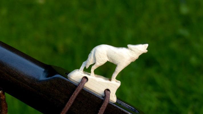 Bass D-moll Flöte ca. 64cm! Weißer Wolf 410.- Euro. Zzgl. 8.- Euro Versand