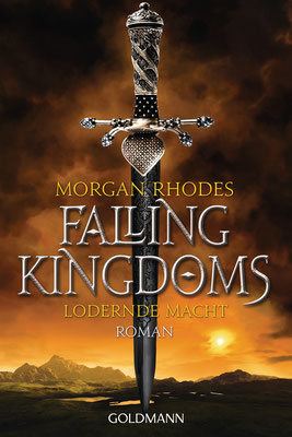 Falling Kingdoms - Lodernde Macht