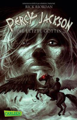Percy Jackson - Die Letzte Göttin