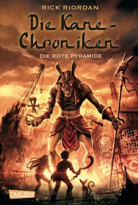Die Kane Chroniken - Die rote Pyramide