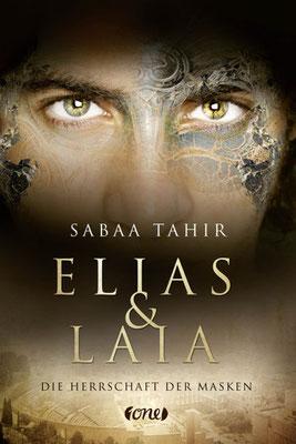 Elias und Laia - Die Herrschaft der Masken