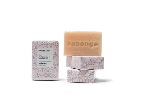 vegane Seife, Shampooseife, Seife für die Haare, Deoseife, tierversuchsfrei, Babongo