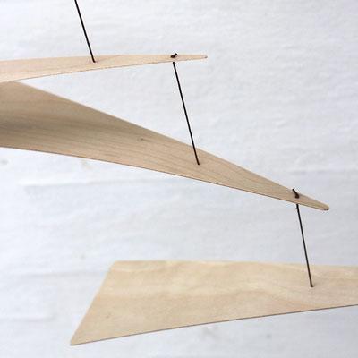 Livingly Mobile Blades, Birkenholz, handgefetigt in Dänemark