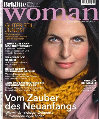 BRIGITTE Woman Ausgabe 01/2016