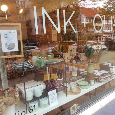 Das war der INK+OLIVE Pop Up Store im Studio 61
