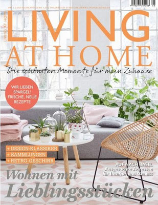 INK + OLIVE in der Living at Home/ April 2016