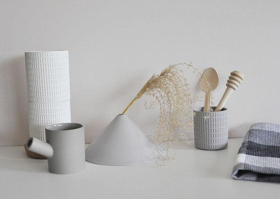 Neu bei INK + OLIVE: Keramik-Produkte von Serax