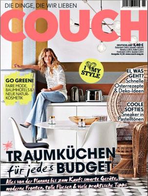 Keramik-Special in COUCH Heft 4/2016