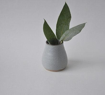 """leider ausverkauft - Vase """"Nordsee"""", handgefertigt von Dorothea Kraft Keramik in Hamburg"""