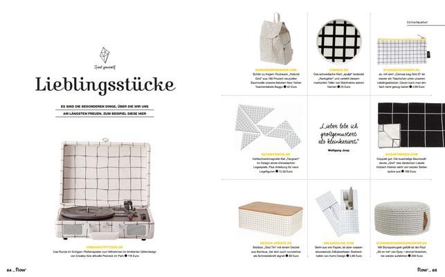 Grid-Besteckhalter von Kami-Design in der FLOW #27