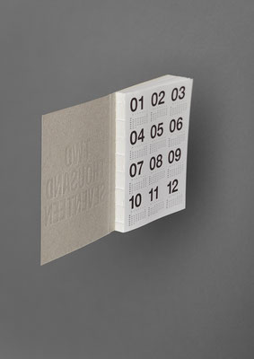 Basic Kalender, Diary, Marjolein Delhaas, Edition 2017