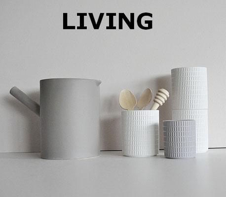 Wohnaccessoires, Keramik und Textilien