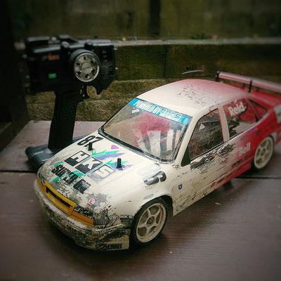 RCカー(型式:TA02)