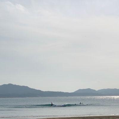 糸島 イイ波