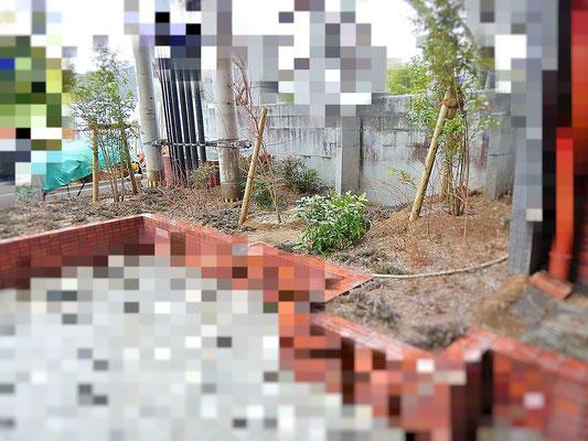 庭園リニューアル工事 After