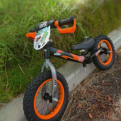 KTM KIDS TRAINING BIKE MINI SX