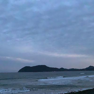 2020'1/26 AM7:02 #福岡#糸島#芥屋