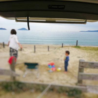 糸島ビーチ