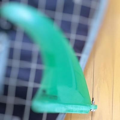 ロングボードフィン ボルト
