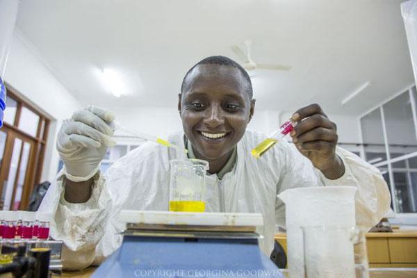 Dr. Hilonga Research Lab