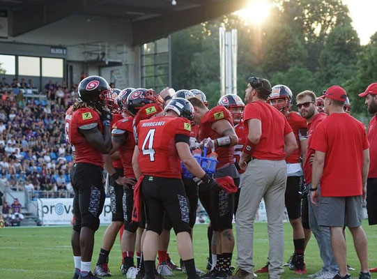 Saarland Hurricanes American Football