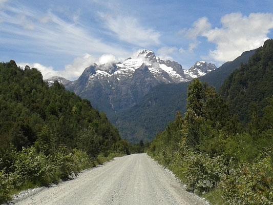 Camino a Río Blanco