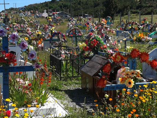 Cementerio San Pedro de Rolecha, Ruta Costera