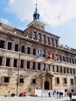 Rathaus Nürnberg Sehenswürdigkeiten Deutschland Nürnberg