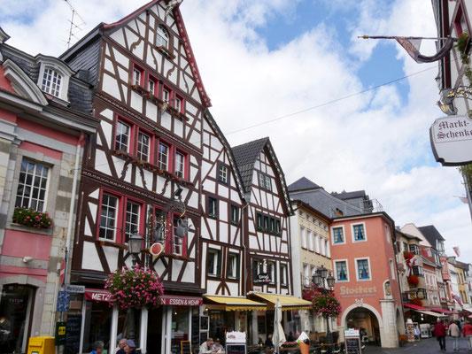 Ahrweiler Sehenswürdigkeiten historisches Ahrweiler im Ahrtal