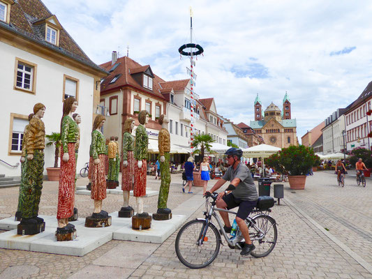 Speyer Altstadt