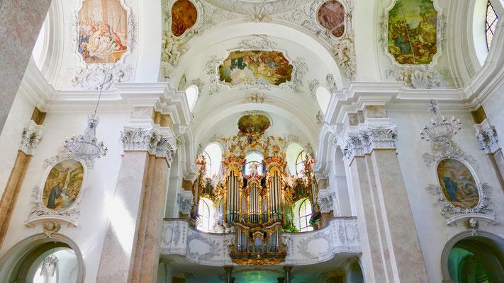 Füssen im Allgäu, Kloster St. Mang