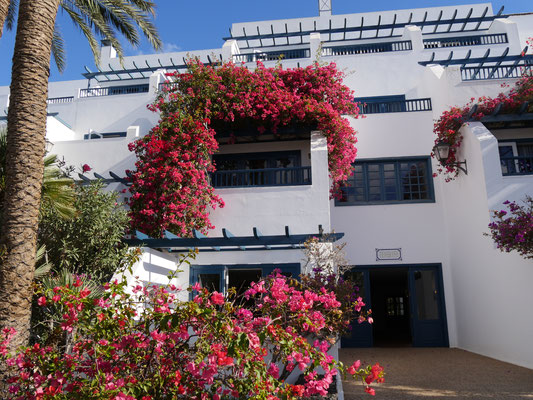 Hotelanlage Lanzarote