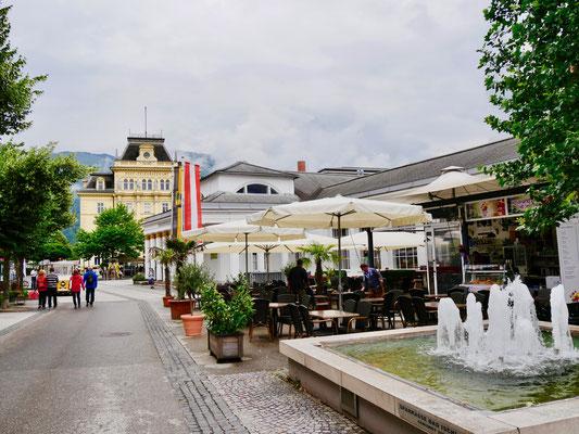 Bad Ischl Österreich Bad Ischl Salzkammergut Österreich