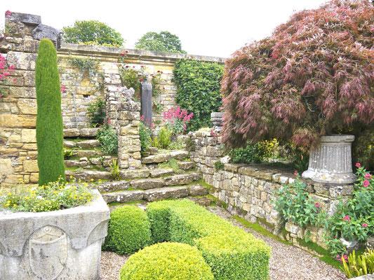 England, Hever Castle, italienischer Park