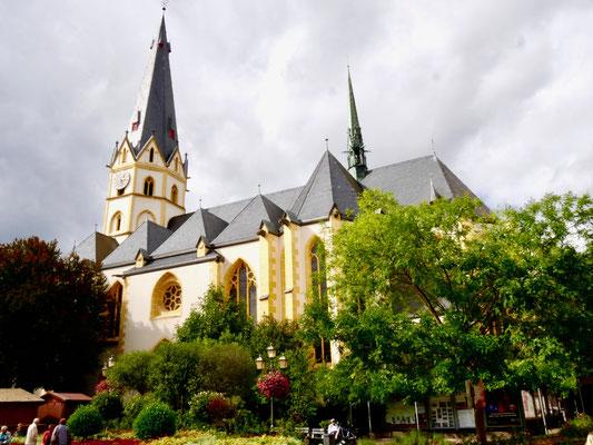 Sehenswürdigkeiten historisches Ahrweiler im Ahrtal