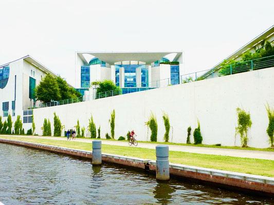 Sehenswürdigkeiten von Berlin Regierungsvierel