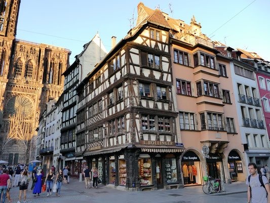 Frankreich, Straßburg Maison Kammerzell