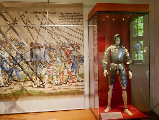 Museum der Kaiserburg in Nürnberg Sehenswürdigkeiten Deutschland Nürnberg