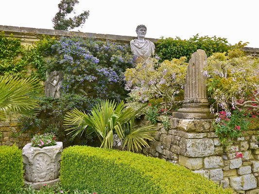 England, Hever Castle italienischer Park