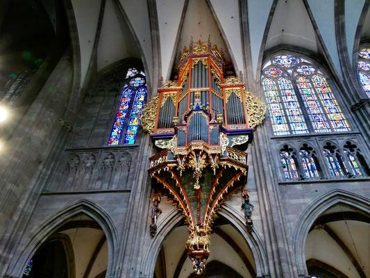 Frankreich, Straßburg, Cathedrale