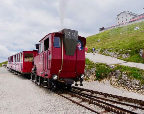 Schafbergbahn St. Wolfgang am Wolfgangsee Österreich