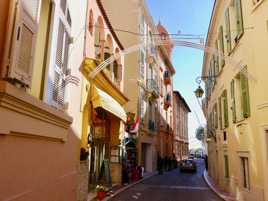 Monaco, Altstadt