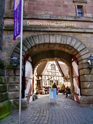 Nürnberger Handwerkshof