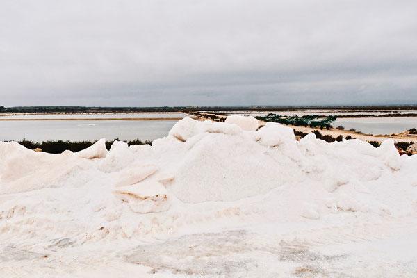 Salinen Es Trenc auf Mallorca