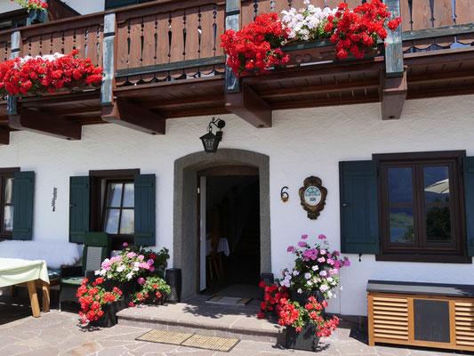 Altroiterhof St. Wolfgang St. Gilgen Sehenswürdigkeit am Wolfgangsee